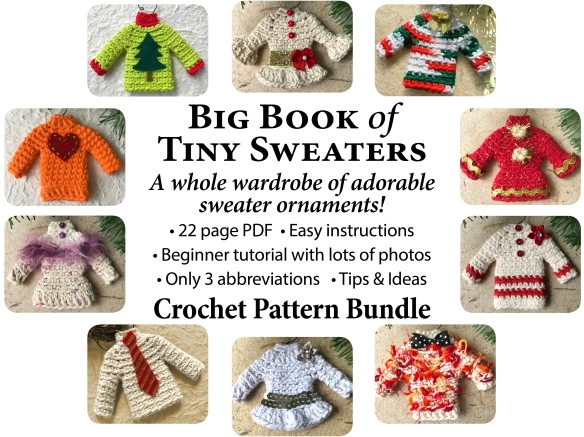 Big Book of Tiny Sweaters